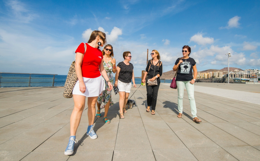 Local Las Palmas tours with Urban Adventures in Gran Canaria