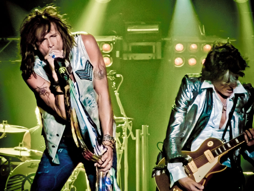 Aerosmith rumoured to be planning Canary Islands concert in 2017