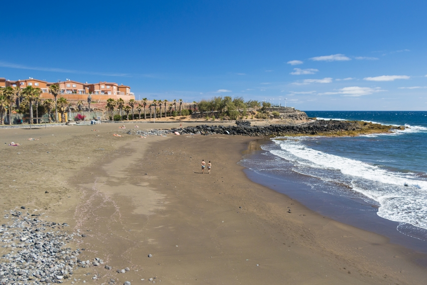 Hoya del Pozo Beach In East Gran Canaria