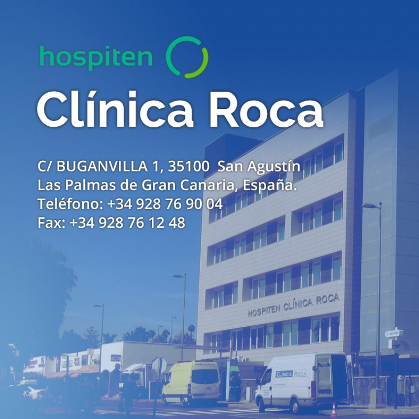 Gran Canaria's Hospiten Roca Amongst The Best In Spain
