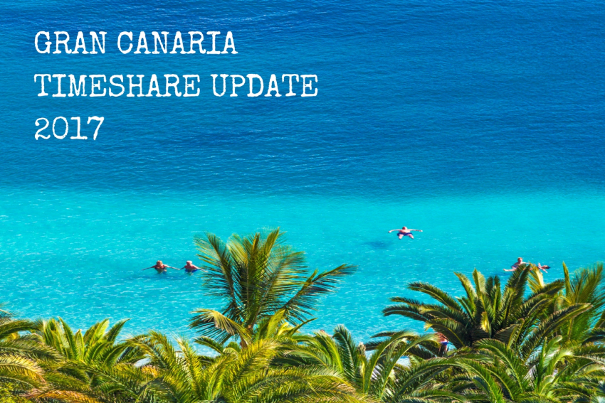 5 Things You Need To Know About Gran Canaria Timeshare In 2017