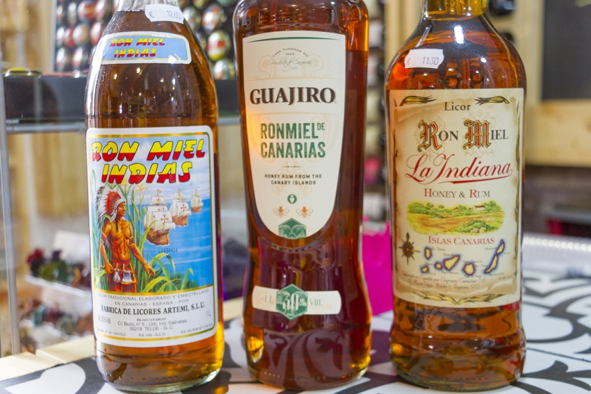 Gran Canaria Tip: How To Choose A Good Honey Rum