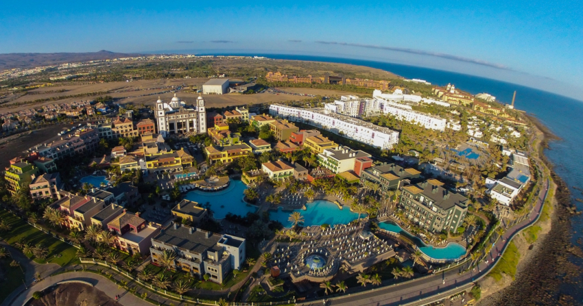 Lopesan plans a huge new shopping complex at Meloneras in south Gran Canaria