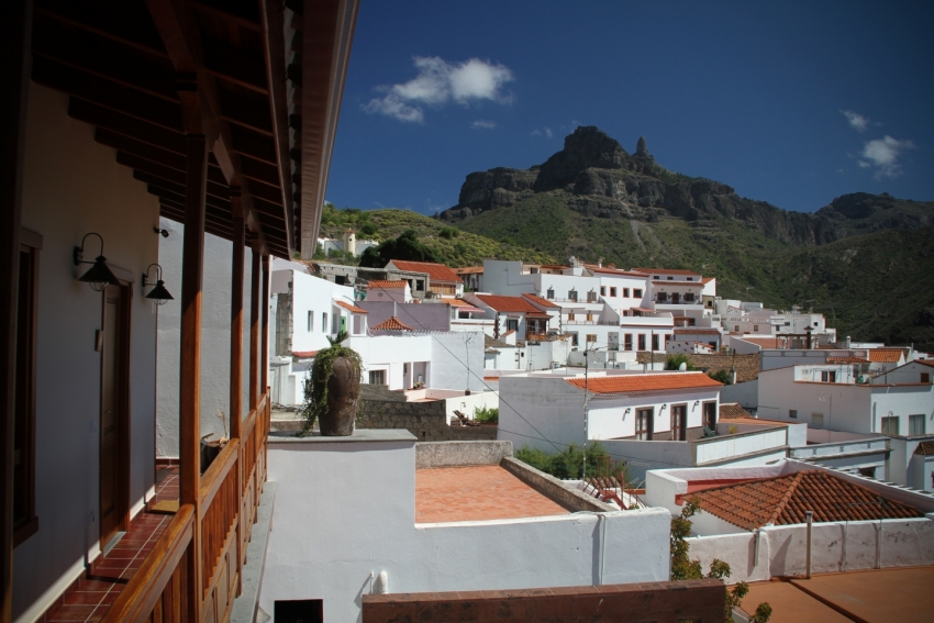 Gran Canaria's Tejeda is one of Spain's prettiest villages
