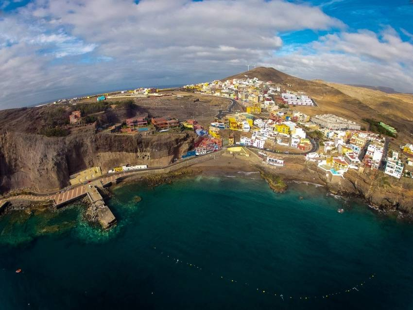Gran Canaria's Top Teeny Tiny Beaches