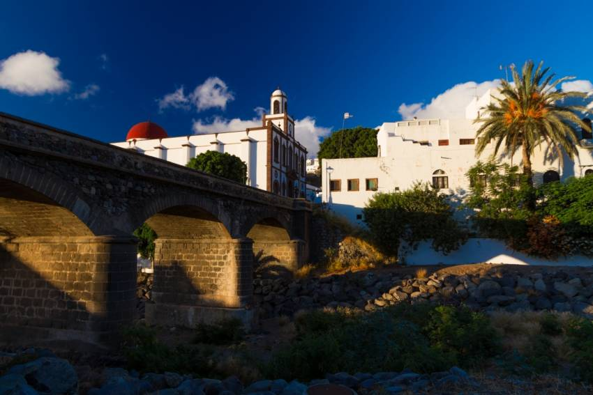 Agaete is one of Gran Canaria's pretty towns