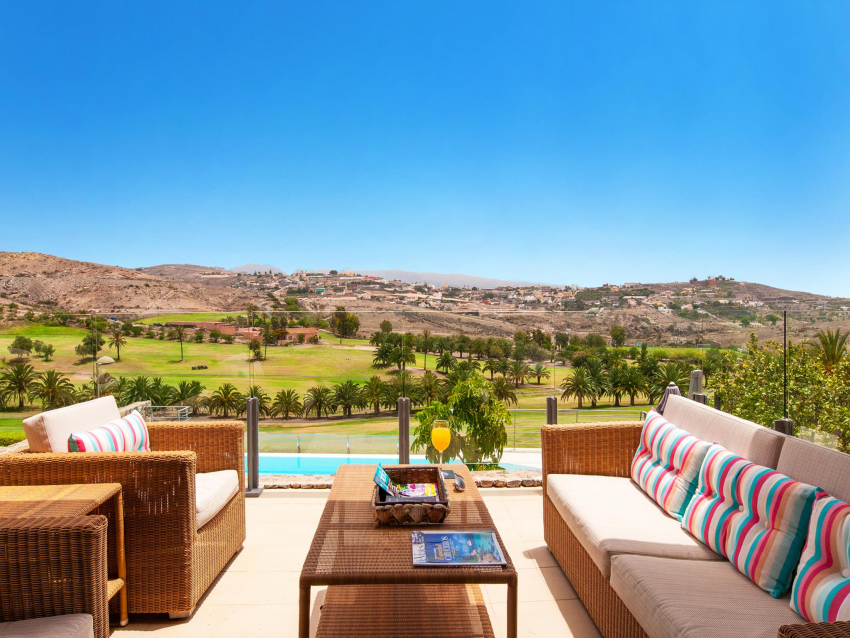 Tip Of The Day: Christmas & New Year Villas Available At Salobre Golf Resort