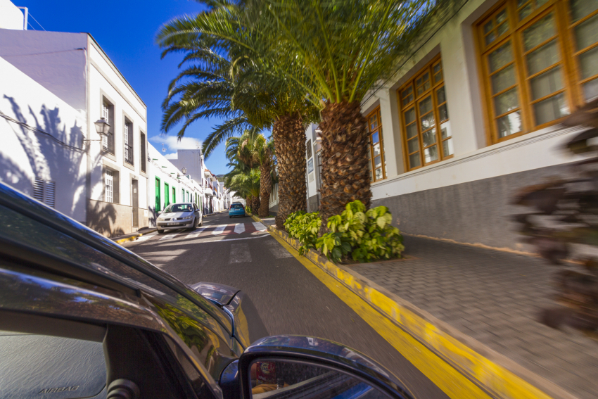The best car hire service in Gran Canaria