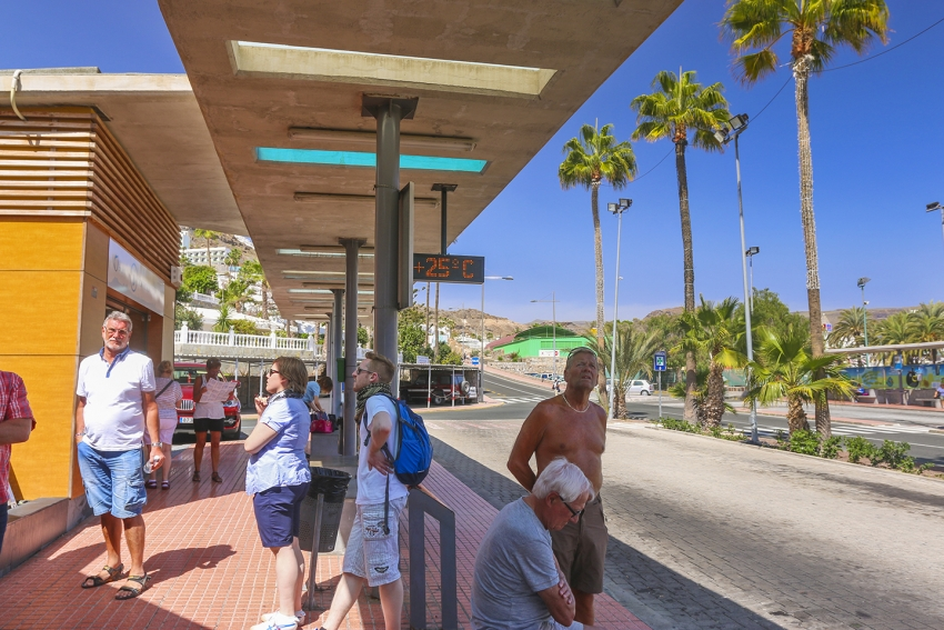 Puerto Rico bus station