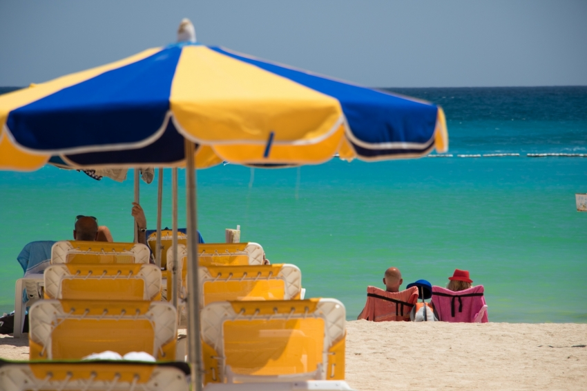 Gran Canaria has 13 gorgeous Blue Flag beaches