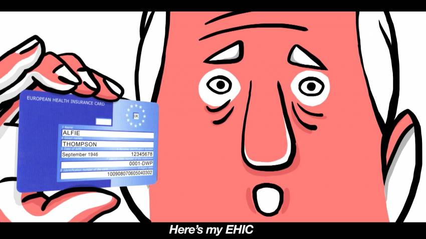 Your EHIC card in Gran Canaria