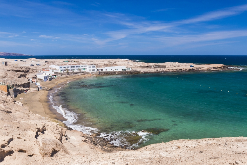 Gran Canaria Beaches: El Cabrón Dive Beach