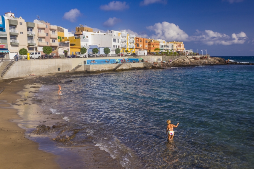 Gran Canaria Beaches: Playa de Arinaga