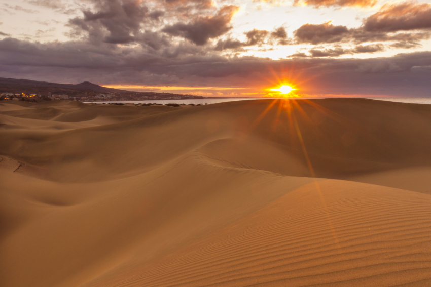Gran Canaria Tip: The Best Sunrises Beaches