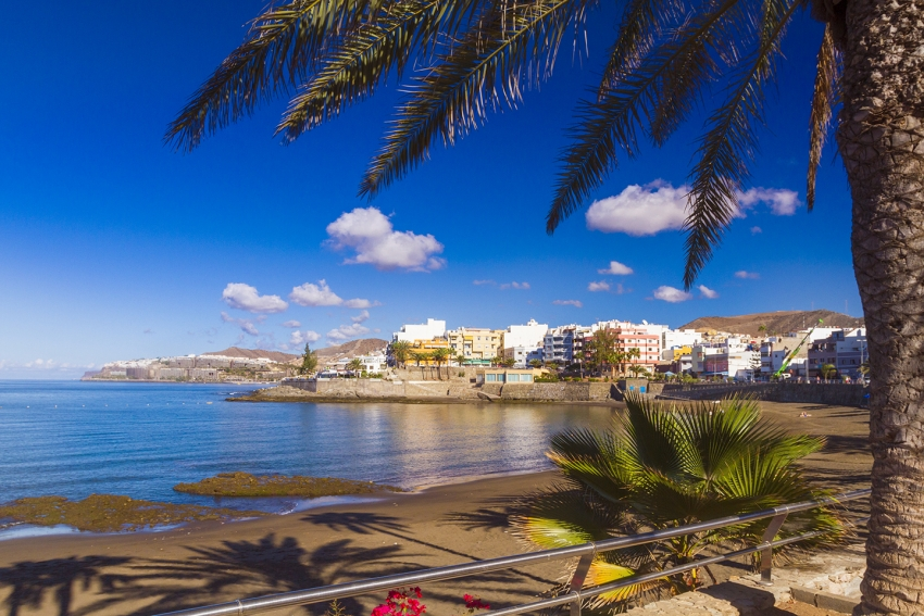 Arguineguín is south Gran Canaria's most authenticic town