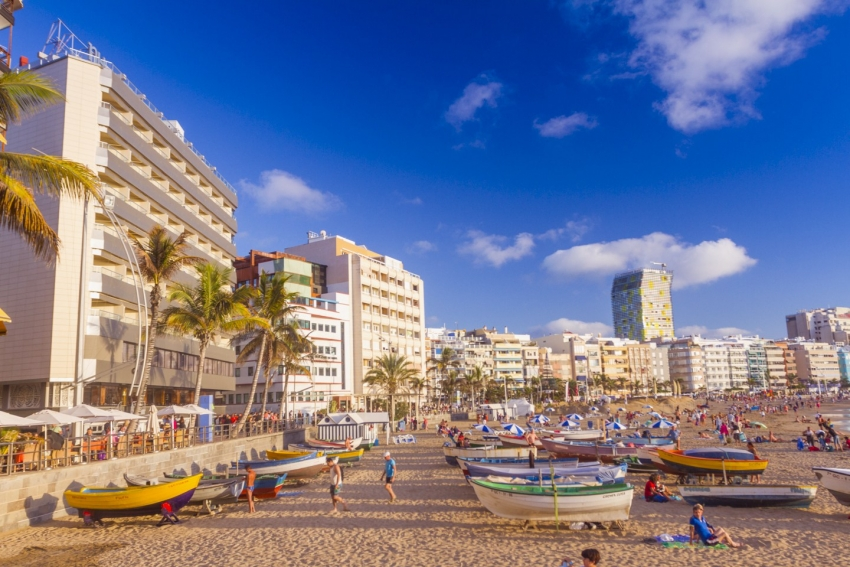 Las Palmas de Gran Canaria City is Tripadvisor's top European emerging destination