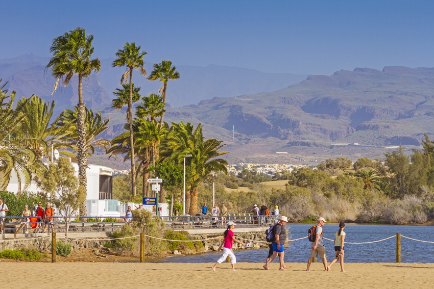 Maspalomas has plenty of free activities