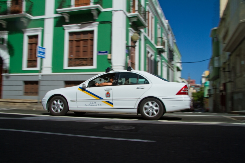 Gran Canaria taxis as cheap as they come in Europe