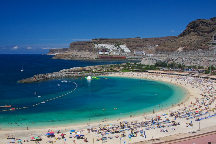 Gran Canaria Weather: Getting Hot, Hot, Hot