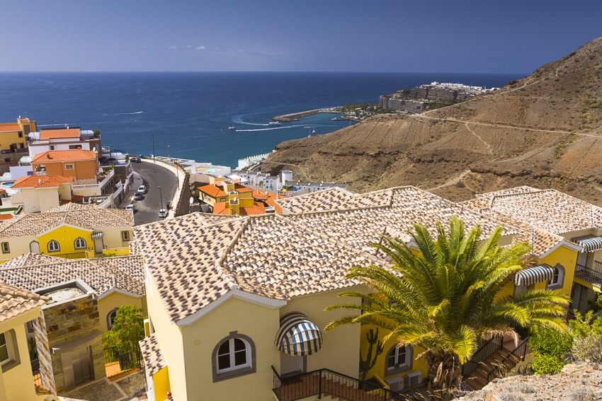 Blue skies likely in Gran Canaria this week (with the odd spot of rain maybe)