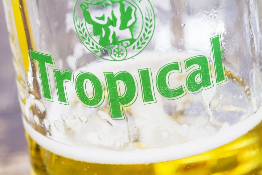 Gran Canaria's most famous beer brand