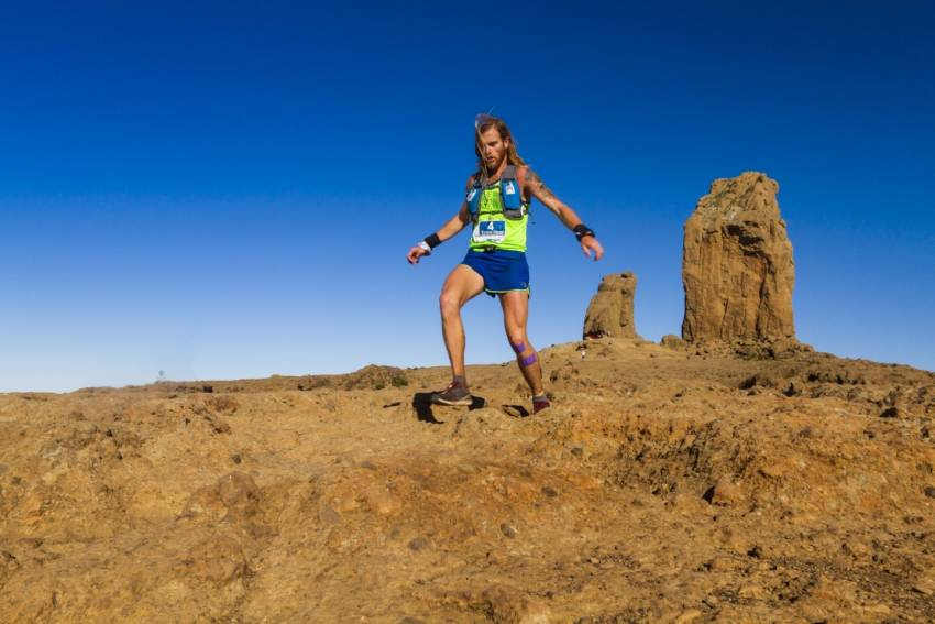 The Transgrancanaria ultrarun is one of Gran Canaria's top sporting events