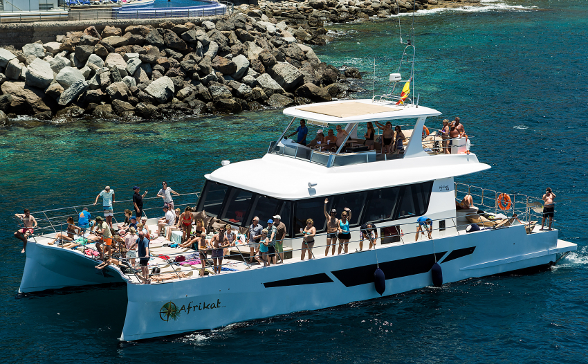 Afrikat fun cruise: An ideal day trip for families in Gran Canaria