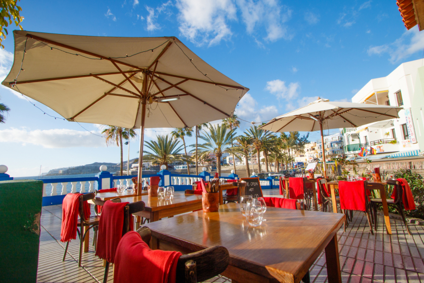 Taste Meson manages to be one of Gran Canaria's best restaurants and still have a relaxed, informal atmosphere