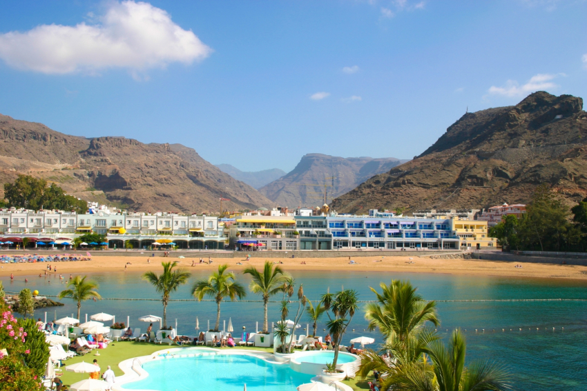 Gran Canaria weather forecast: A sunny week comimng up