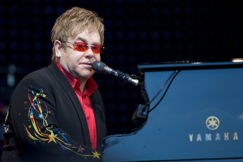 Elton John concert confirmed for July 17, 2017