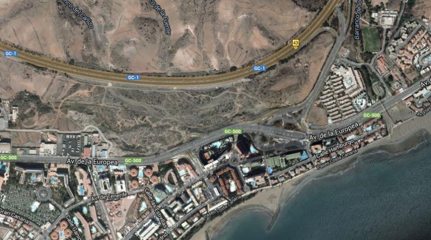 El Veril: The site of Siam Park Gran Canaria