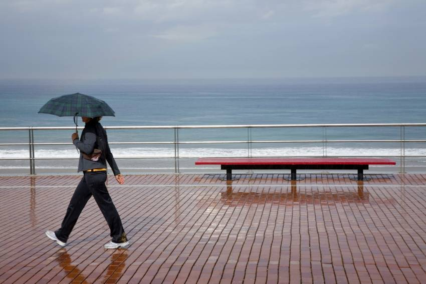 Weekend Rain In Gran Canaria: Maybe!