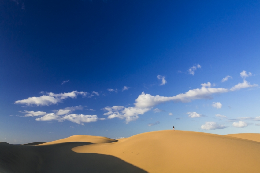 Star Wars producers attracted to Gran Canaria by the Maspalomas dunes