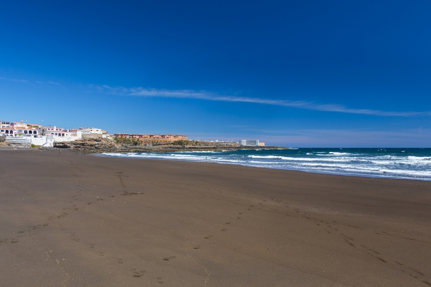 Man's Beach: Playa del Hombre In East Gran Canaria