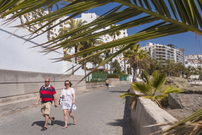 The Arguineguín to Patalavaca promenade needs some TLC