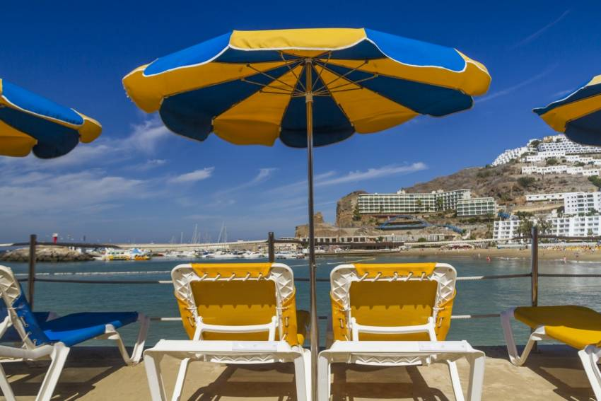 Gran Canaria's resorts are sunny almost every day