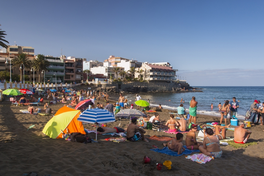 Salientas is one of east Gran Canaria's prettiest beaches