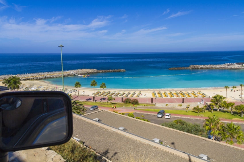 High UV light level expected this week in Gran Canaria
