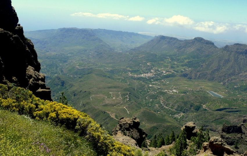 Pico de las Nieves, a zero to hero cycling route!