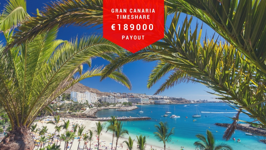 Record Gran Canaria Timeshare Payout: Anfi Ower Gets €189,000