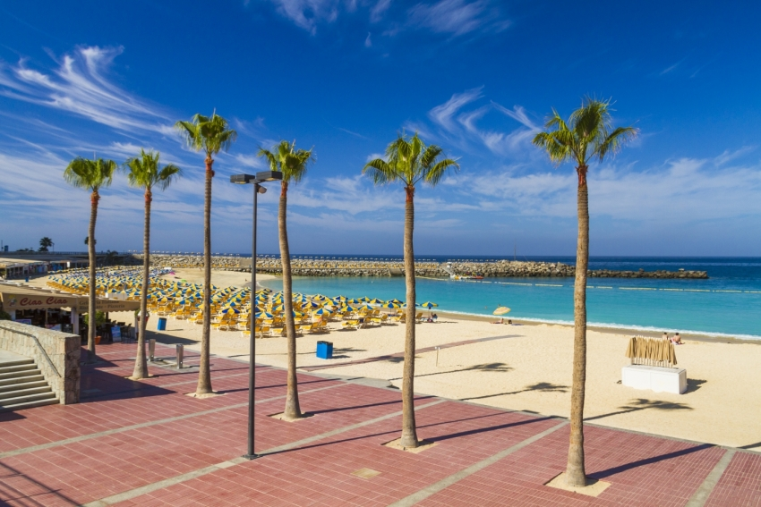 Gran Canaria's top beaches in photos