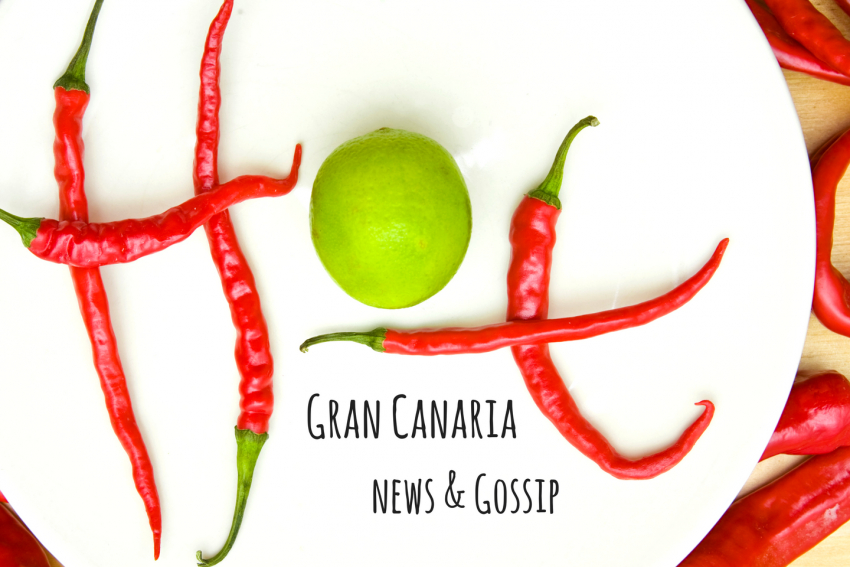 Hot news and gossip from Gran Canaria in July 2017