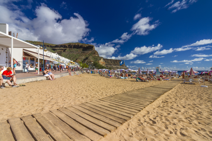 Sunny weather forecast for this weekend in Gran Canaria