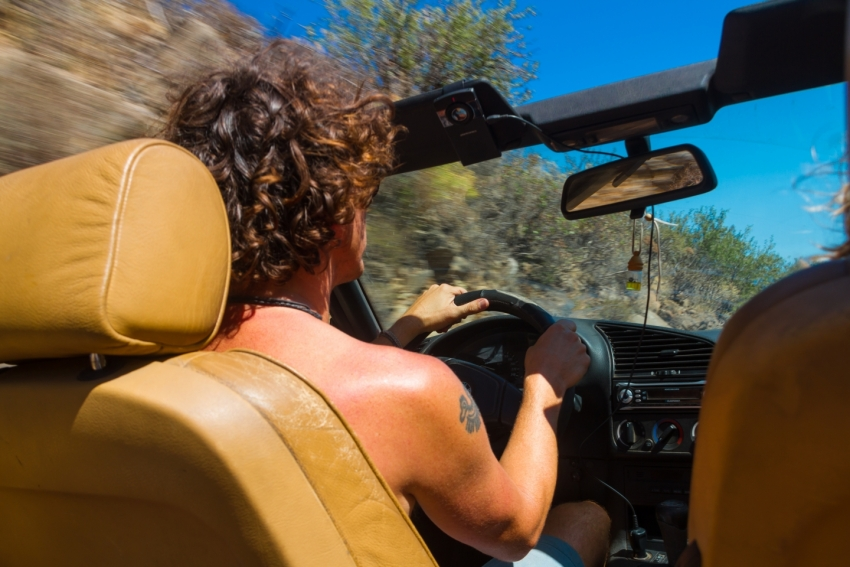 Happy car rental in Gran Canaria is easy
