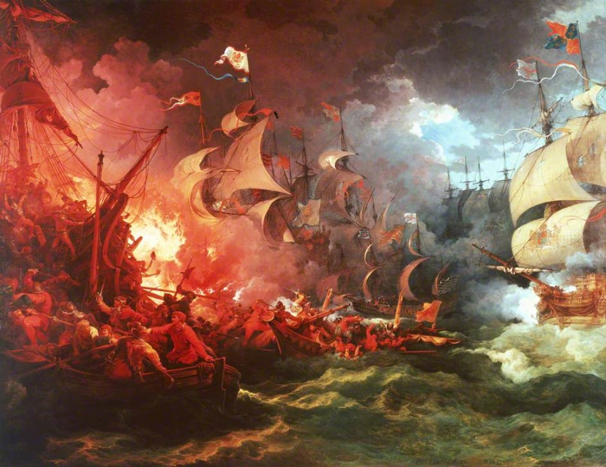 Sir Francis Drake's failure at Las Palmas had deadly consequences